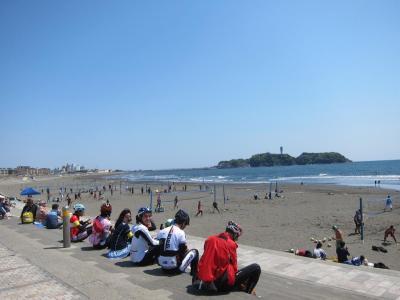 初夏の境川・江ノ島ポタ 20130427