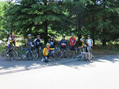 走るぜ!CYCLE AID JAPAN 2013 20130609