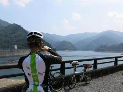夏の奥多摩湖 with 温泉 20130815