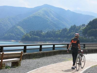 奥多摩湖と小菅温泉ライド 20130901