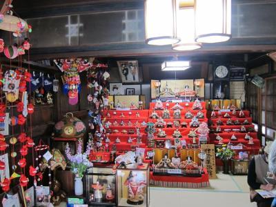 雛祭りとサイエンスシティポタ 20110219