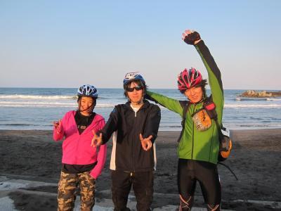 房総縦断養老渓谷サイクリング 20110429