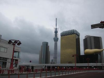 東京夢舞いポタリング試走会 20110507