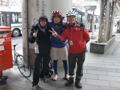 千葉縦断・九十九里ツーリング 20110212
