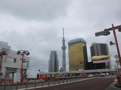 東京夢舞いポタリング試走会 20110827